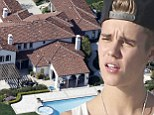 Running away from trouble? Justin Bieber 'wants to quit music and move out of Calabasas mansion'... as Billy Ray Cyrus offers to 'chill out' with him