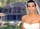The stress is getting to her! Kim Kardashian 'falling apart as she plans $30m wedding AND fights with Kanye West over home renovation'