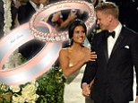 No wonder she said I do! Neil Lane reveals The Bachelor Sean Lowe and Catherine Giudici's stunning wedding rings