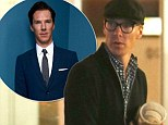 Elementary disguise, Sherlock: British actor Benedict Cumberbatch goes incognito in thick-rimmed glasses for trip to cinema