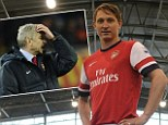 Nightmare for Arsenal with new signing Kallstrom injured amid fears he is out for months