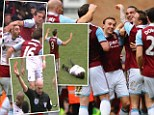 West Ham beat Sunderland to move out of the relegation zone