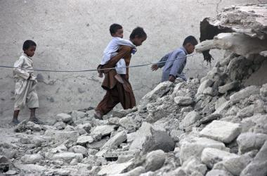 Pakistan Earthquake: The Aftermath In Photos