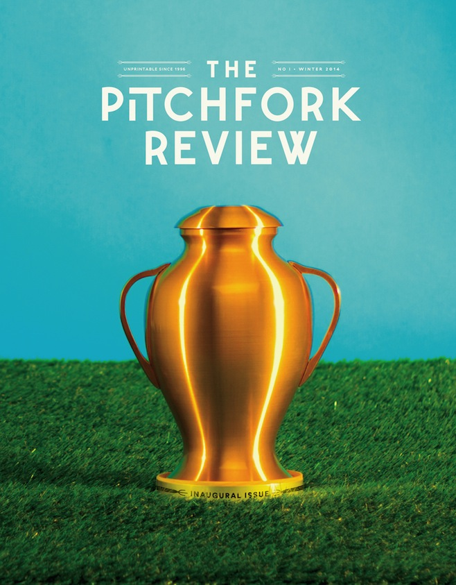 Introducing The Pitchfork Review