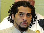 Accessory: Ortiz has pleaded not guilty to being an accessory after the fact in the murder of Odin Lloyd