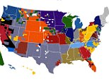 Geography: According to this map created using information from Facebook NFL fandom is incredibly regional