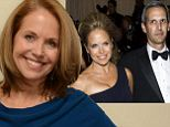Katie Couric has revealed that she is keeping her wedding low-key, saying that her fiance is the one planning the event and it will be limited to family and close friends.