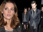 Joined at the seam! Ashley Greene grips boyfriend Paul Khoury's hand as they head out in NYC in near-matching outfits
