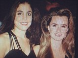 Long before Bethany Frankel (left) became a reality TV star, she got her start as a lowly personal assistant to Kathy Hilton thanks to her new friend Klye Richards (right) after they met at a restaurant in the Eighties