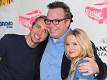 'It was the nicest thing ever': Tom Arnold reveals Dax Shepard offered to be his sperm donor... and wife Kristen Bell was fine with it