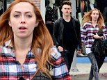 The other Cyrus! Miley's sister Brandi steps out with musician beau
