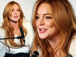 Lindsay Lohan to star in new movie 'financed by alleged convicted cocaine traffickers'