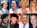 World's unlikeliest relatives: Yes, her Majesty really is Johnny Depp's cousin. AnD that's just the start