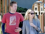 Moving on: Gwyneth Paltrow and Chris Martin are reportedly selling their London home