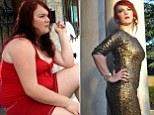 2550862 'I lost 6st on Victoria Beckham's alkaline diet after my boyfriend dumped me at my fattest': 17st waitress inspired by heartbreak