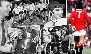Simply the Best: George Best was one of the greats of the English game