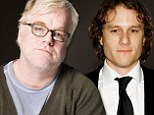 How Philip Seymour Hoffman tried to help tragic Heath Ledger quit drugs before his friend's fatal 2008 overdose in NYC apartment blocks from Hoffman's death pad