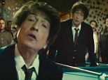 What will folk think! Counterculture hero Bob Dylan hawks cars for Chrysler in Super Bowl advert