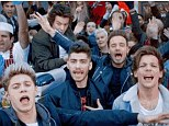 Success: One Direction have become the world's best-selling band