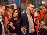 Made in Chelsea's Francis Boulle tries his luck with some chat-up lines