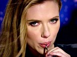 Controversial ad: Scarlett Johansson, shown in a SodaStream ad that aired on Sunday during the Super Bowl, changed the last line to keep the ad from being banned