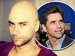 It's the super BALD show! Joker John Stamos posts picture of himself in skinhead cap on day of his biggest ever appearance