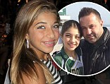 Teen trouble: Gia Giudice, shown in September in New York City, posted a gay slur on Monday on her Twitter account but quickly deleted it