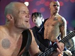 The NFL made us mime! Flea Gives It Away and reveals the Red Hot Chili Peppers did not play live for Super Bowl halftime show