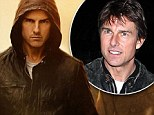 Tom Cruise being sued for $1 BILLION by man who claims to have come up with Mission: Impossible - Ghost Protocol script
