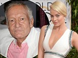 'I want her in Playboy': Old fox Hugh Hefner, 87, sets his sights on Margot Robbie after THAT nude scene in The Wolf of Wall Street