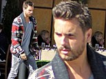 Lonely Lord! Scott Disick dines alone showing off his more relaxed style