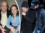 Four suspected dealers held over Philip Seymour Hoffman death: Star was NOT on deadly new brand of heroin, say cops as A-listers pay respect at family home