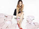 Jessica Parker has launched a line of shoes, and many bear a striking resemblance to the ones she wore in the series