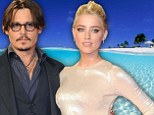 Johnny Depp and Amber Heard planning 'low-key wedding with barbecue reception on his private island'