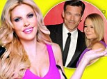 'He was sleeping with half of the women in Hollywood': Brandi Glanville claims Eddie Cibrian gave her STD in shocking new book