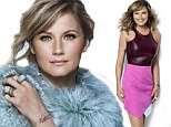 'I have a sweet tooth the size of Connecticut!' Country star Jennifer Nettles talks brownies and body image as she sizzles in sexy photo shoot