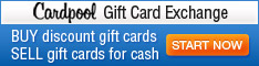 Buy, Sell, and Trade Gift Cards at Cardpool.com!