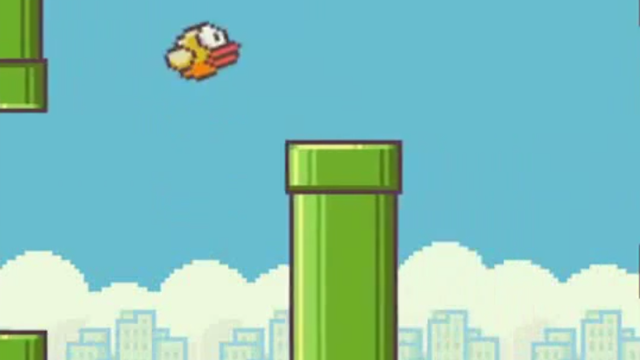 Flappy Bird Is Making $50,000 A Day Off Ripped Art