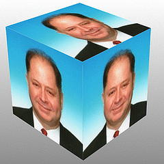 01Hugh Fox Portrait Cube