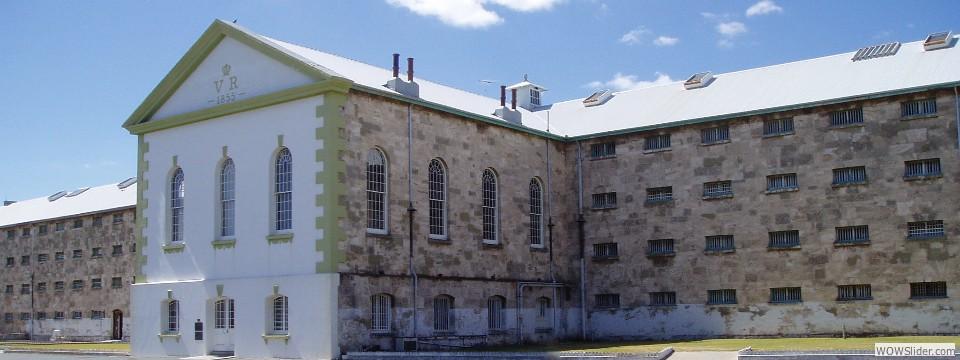Fremantle Prison, WA