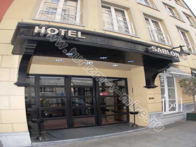 Hotel Eurostars Sablon
