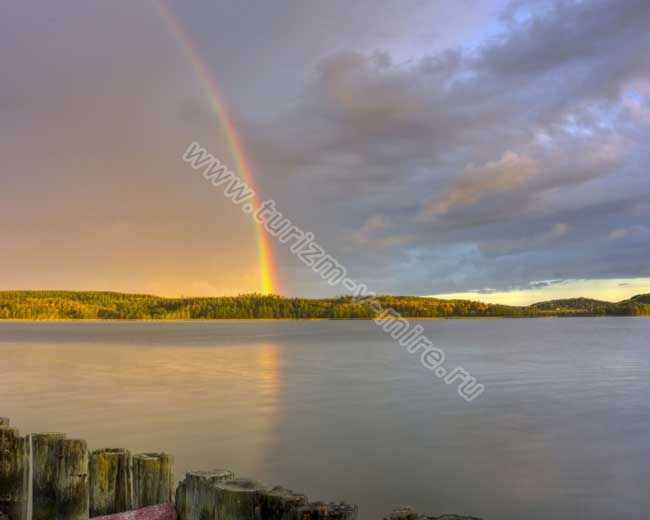 Early-morning-rainbow-South-Western-FInland-Finland
