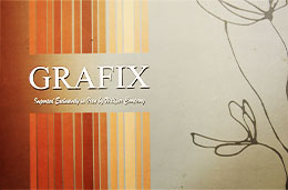 کاغذ دیواری گرافیکس(gerafix)