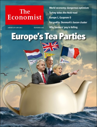 John Derbyshire: The ECONOMIST Calls Europeans To Their Duty: Vote For Immigration! Enrich The Global Elite!