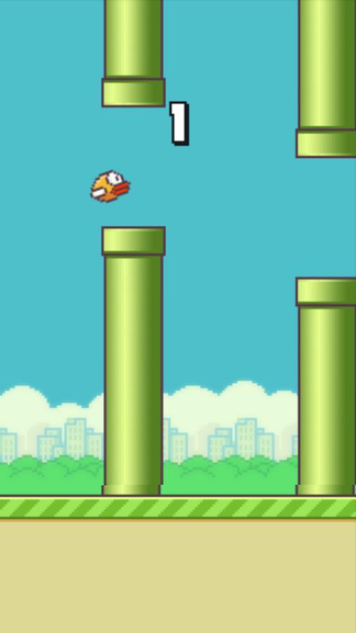 Flappy Bird - screenshot