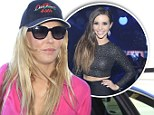Brandi Glanville jets out of LA in hot pink top after 'accusing her ex's mistress Scheana Marie of flirting with her new man'