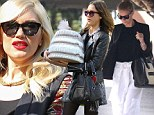 It's a boy! Gwen Stefani held a baby shower in Beverly Hills on Saturday, attended by her celebrity friends