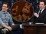 Goodbye for now! Andy Samberg and the Muppets help Jimmy Fallon say goodbye to his Late Night show