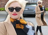Forever fashionable! Gwen Stefani was dressed to the nines while headed out for her usual acupuncture appointment in Los Angeles on Friday