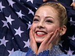 The U.S. lost out to Russia and Canada in the team free-skating competition, but Gold's stellar performance is a good sign for the individual competition in nine days